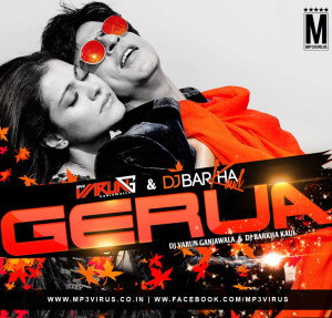 Gerua (Remix) - DVJ Varun & DJ Barkha Kaul