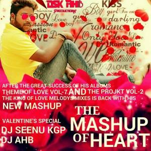 The Mashup Of Hear (Valentine Special) - DJ Seenu KGP & DJ AHB