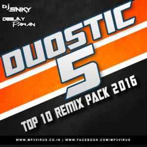 Duostic Volume 5 - DJ Snky & Pawan